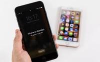 Hướng dẫn cách khắc phục iPhone bị vô hiệu hóa khi nhập sai mật khẩu
