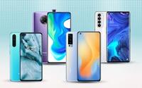 4 smartphone dưới 15 triệu đồng đọ cấu hình