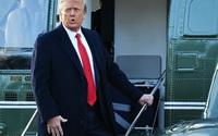 Ông Trump kiếm được bao nhiêu tiền trong 4 năm làm Tổng thống Mỹ