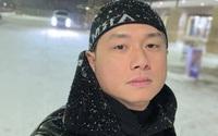 Hàn Thái Tú tháo chạy trong bão tuyết