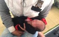 Quảng Bình: Phát hiện bé sơ sinh bị bỏ rơi trong vườn tràm
