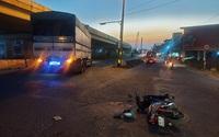 Thương tâm vụ tai nạn ở cầu vượt Dầu Giây, người cha trọng thương, con trai nhỏ tử nạn