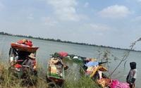 Ngăn chặn 35 người từ Campuchia vượt sông nhập cảnh trái phép