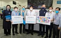 Hơn 811.000 liều vaccine COVID-19 vừa về đến Việt Nam