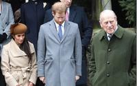 Vợ chồng Harry - Meghan đau buồn trước sự ra đi của cố Hoàng thân Philip