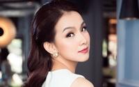 """Hoa hậu Thùy Lâm tái xuất sau nhiều năm """"ở ẩn"""", nhan sắc xinh đẹp """"gây sốt"""""""
