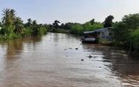 Hai nam sinh tử vong khi tắm sông