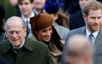 Hoàng thân Philip cho cuộc phỏng vấn của nhà Sussex là 'điên rồ