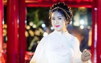 """NSND Thu Hà và hình ảnh gợi nhớ Quận chúa Quỳnh Hoa cách đây 30 năm của """"Đêm hội Long Trì"""""""