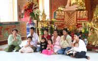 Người Khmer ở Sài Gòn đón Tết cổ truyền Chol Chnam Thmay