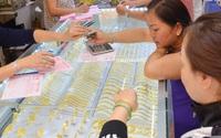 Giá vàng hôm nay: Vàng SJC tiếp tục tăng mạnh trước lễ Phục Sinh