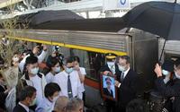 Bảy giây cuối cùng của đoàn tàu xấu số ở Đài Loan