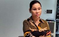 Chân dung vợ đại gia vừa bị bắt của diễn viên Kinh Quốc