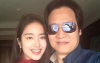 Cha nuôi tỷ phú chia tay bạn gái kém 30 tuổi vì Lưu Diệc Phi?