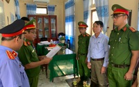 Thừa Thiên - Huế: Nguyên chủ tịch xã tham ô gần 1 tỷ bị bắt giam