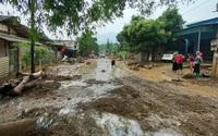 Lào Cai: Lũ ống bất ngờ trong đêm khiến ít nhất 3 người chết