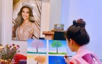 Tận mắt chiêm ngưỡng không gian sống sang chảnh của Hoa hậu Khánh Vân