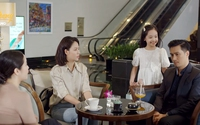 """Hướng dương ngược nắng tập 66: Mẹ con bé Cami """"gả"""" bố bí ngô cho Minh"""