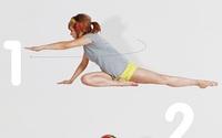 5 động tác giúp đánh bay mỡ bụng dưới