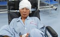 Sức khỏe của người vợ bị tai nạn giao thông có chồng bị ung thư đã có tiến triển