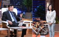 """Shark Tank Việt Nam: Nữ CEO lên tiếng giữa """"bão mạng"""" về câu chốt deal của Shark Phú"""