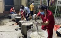 7500 suất cháo nhung hươu tặng y bác sĩ chống dịch tại Bắc Giang