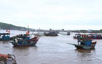 Hai ngư dân Thanh Hóa mất tích trên đường vào bờ tránh bão số 2