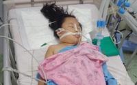 Xót xa hai mẹ con bị tai nạn thương tâm, mỗi người nằm một bệnh viện