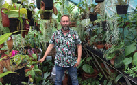 Khu vườn nhiệt đới với hàng nghìn loài thực vật sinh sống của cặp vợ chồng dành 25 năm để chăm sóc