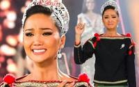 """Hoa hậu H'Hen Niê """"nói không"""" với tảo hôn ở tuổi 13 để viết nên kỳ tích"""