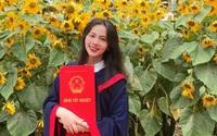 Nữ sinh tuyển thẳng vào ĐH Kiến trúc TPHCM vẫn xuất sắc đạt 9,75 điểm Văn