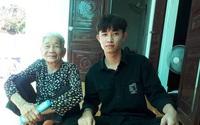 Thủ khoa khối C ở Thanh Hóa 'nương nhờ' bà ngoại từ khi 2 tuổi