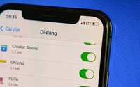 Cách tiết kiệm data 4G trên iPhone ít người biết