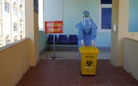 Bệnh viện Dã chiến tỉnh Quảng Bình tiếp nhận 14 ca dương tính nhập cảnh