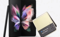 """Galaxy Z Fold3 trình làng: Bền hơn, mạnh mẽ hơn nhưng giá không """"mềm"""" hơn"""