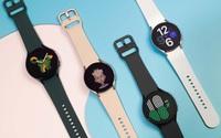 Ảnh thực tế đồng hồ Galaxy Watch4 và Galaxy Watch4 Classic