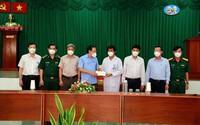 """Thứ trưởng Bộ Y tế Nguyễn Trường Sơn: Cần xây dựng """"ngân hàng máu sống"""" ngay tuyến huyện"""