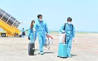 """Quảng Ninh đón thêm 2 chuyến bay bằng """"hộ chiếu vaccine"""""""