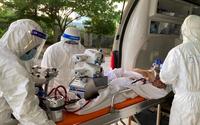 Khoảng 9,5% bệnh nhân COVID-19 cần thở oxy từ nhẹ đến nặng