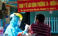 Đã có hơn 1,3 triệu người ở TP HCM tiêm đủ 2 mũi vaccine COVID-19