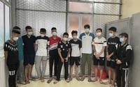 Bắt giữ 11 đối tượng liên quan đến vụ án mạng tại thành phố Thanh Hóa