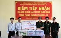 Thừa Thiên Huế: Ủng hộ hơn 1 tỷ đồng góp phần phòng, chống dịch COVID-19