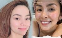 Những gương mặt mộc đắt giá nhất showbiz Việt, có 2 người cùng tên Hà