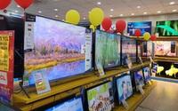 Tivi ế ẩm, hàng cao cấp giảm giá tới 50% vẫn khó bán