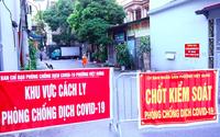 Ổ dịch ở Việt Hưng, Hà Nội gia tăng ca mắc, lấy mẫu hơn 1.100 người liên quan