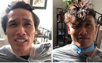 """Ngày """"toàn dân Hà Nội đi cắt tóc"""" nhìn lại """"thảm họa"""" tại nhà không biết nên cười hay khóc"""