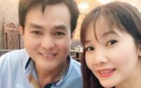 Vợ kém 8 tuổi, kín tiếng của Cao Minh Đạt - cậu Ba Duy khét tiếng trong Tiếng Sét Trong Mưa