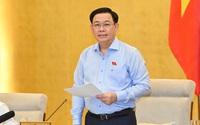 Hai phiên họp khẩn của Chủ tịch Quốc hội và những Nghị quyết chưa có tiền lệ trong phòng chống dịch