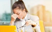 Lý do căng thẳng nguy hại với dân văn phòng