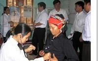 Hà Giang: Người dân được chăm sóc sức khỏe tốt hơn